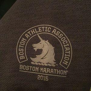 2015 Boston Marathon Adidas Boost Joggers Size M